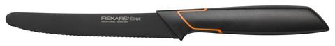 Нож Fiskars Edge для томатов, лезвие 13 см волнистое