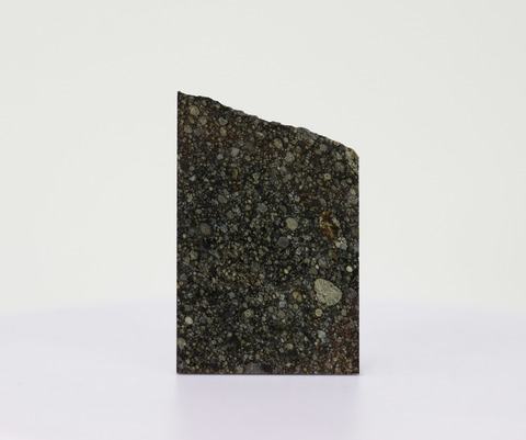 Метеорит Аба Пану, пластина