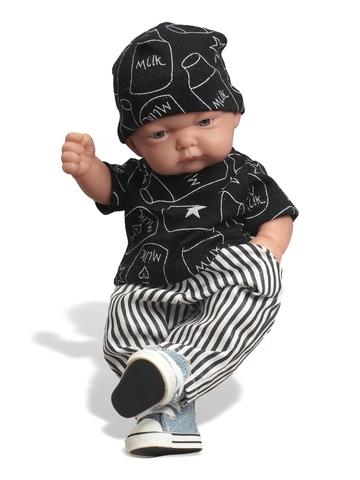 Костюм с курткой - На кукле. Одежда для кукол, пупсов и мягких игрушек.