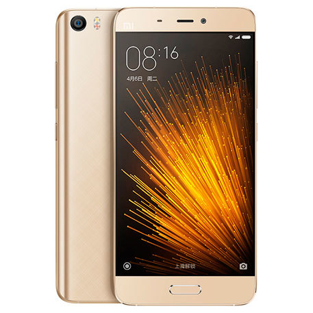 iaomi Mi 5 32GB 3D Glass Gold