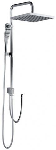 Душевая стойка без смесителя Jacob Delafon EO квадратный душ