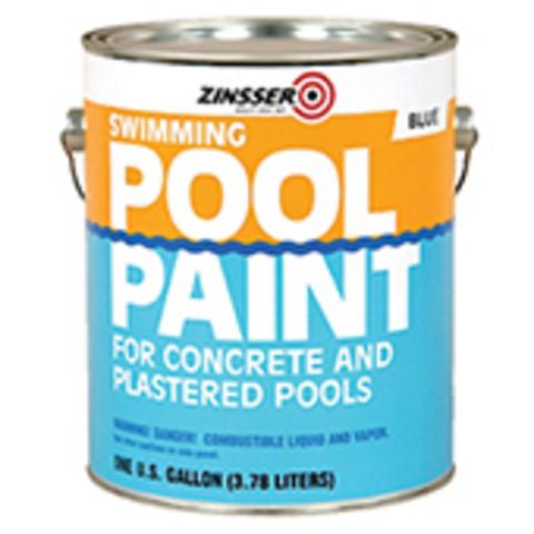 ZINSSER Swimming Pool Paint краска для бассейнов и фонтанов
