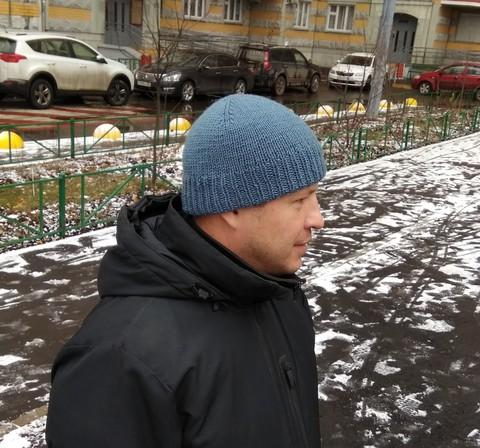 Купить Описание двойной мужской шапки | Интернет-магазин пряжи «Пряха»