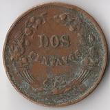 K7210, 1934, Перу, 2 сентаво