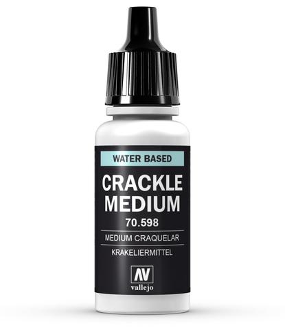 Crackle Medium 17 ml.