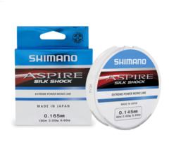 Леска SHIMANO Aspire Silk Shock 50м прозрачная 0,165мм 3кг