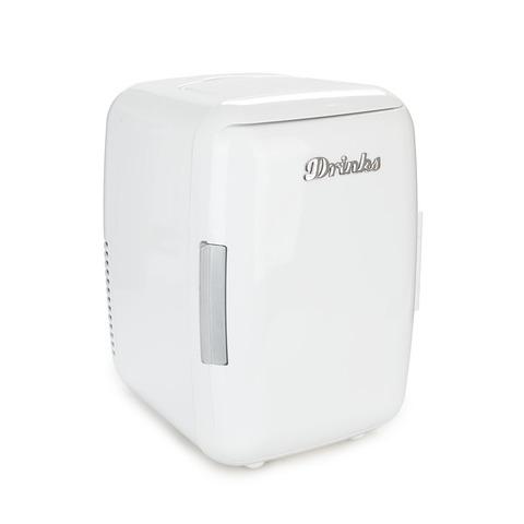 Мини холодильник Drinks 12V/220V белый