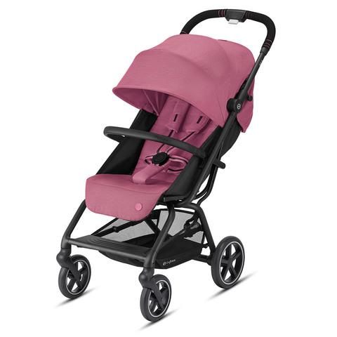 Прогулочная коляска Cybex Eezy S Plus 2 Magnolia Pink