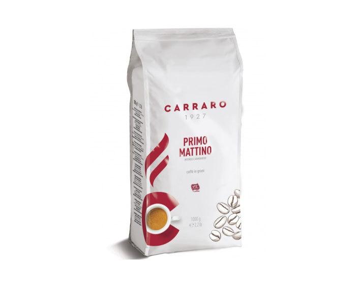 купить Кофе в зернах Carraro Primo Mattino, 1 кг