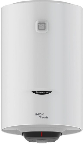 Водонагреватель Ariston PRO1 R INOX ABS 80 V SLIM 2K 2кВт 80л электрический настенный/белый
