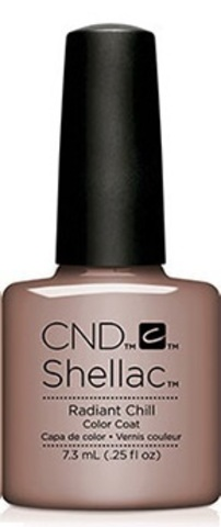 UV Гелевое покрытие CND Shellac Radiant Chill 7.3мл
