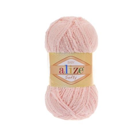 Пряжа Alize Softy цвет 340