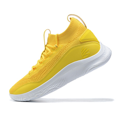 Curry Flow 8 'Yellow/White'