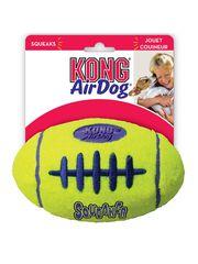 """Игрушка для собак KONG Air """"Регби"""" средняя 14 см"""