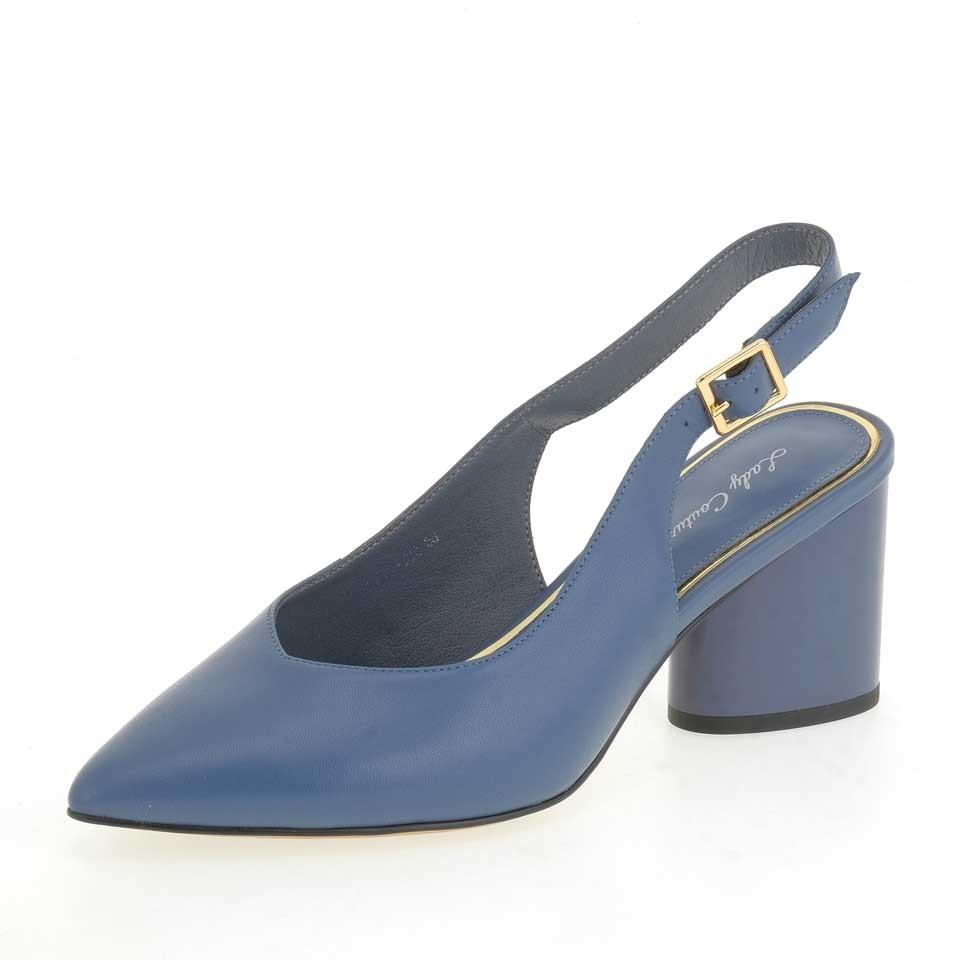 Босоножки Lady Couture _ 92X18-202 синий