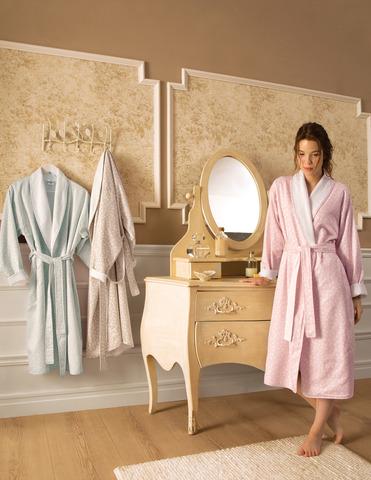 PUNTO  махровый  женский халат Tivolyo Home Турция