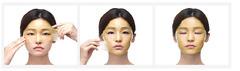 Гидрогелевая маска с экстрактом ромашки Petitfee Chamomile Lightening Hydrogel Face Mask