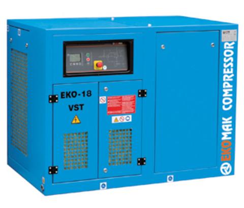 Винтовой компрессор Ekomak EKO 15 VST