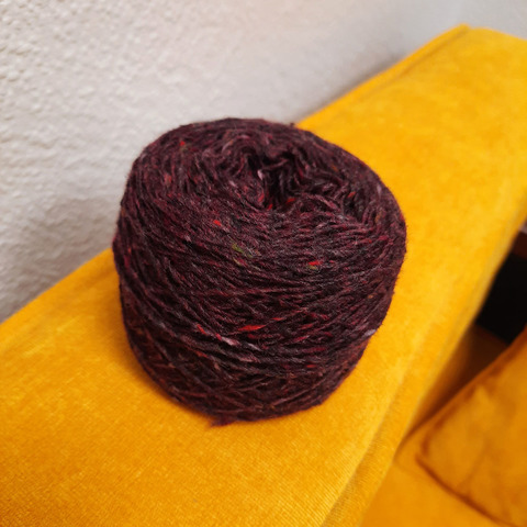 Knoll Yarns Soft Donegal (одинарный твид) sale - 5516