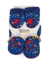 Туфли комнатные Bross