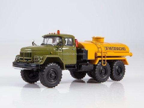 ZIL-131 ATZ-4.4-131 fuel tanker 1:43 Legendary trucks USSR #30