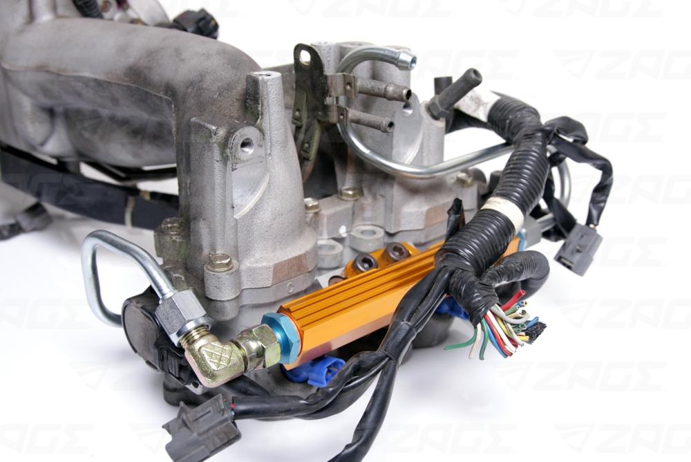 ZAGE Топливная рейка Subaru WRX STI GDA 1GFRK-SU1D-0100