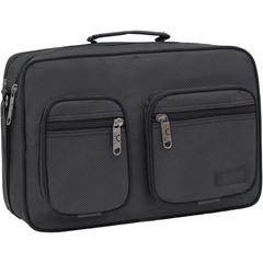 Мужская сумка Bagland Mr.Black 11 л. Чёрный (00264169)