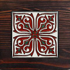 Плитка Каф'декоръ 10*10см., арт.023