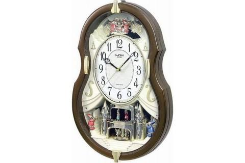 Настенные часы Rhythm 4MH829WU06