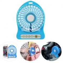 Портативный вентилятор Mini Fan Portable | Mini USB Fan