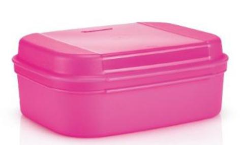 Органайзер средний (20x17x8см) розовый