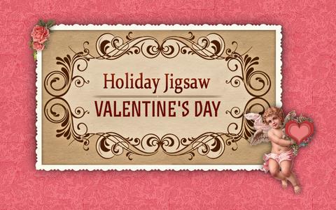 Holiday Jigsaw Valentine (для ПК, цифровой ключ)