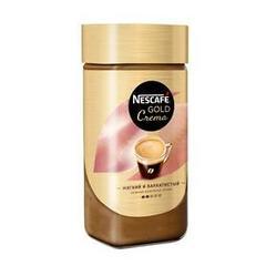 """Кофе """"Nescafe"""" Gold крема 95г"""