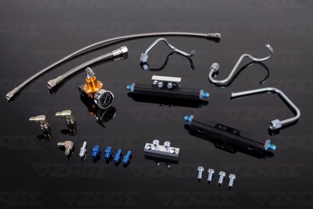 Топливная рампа Subaru Impreza WRX STI GDA