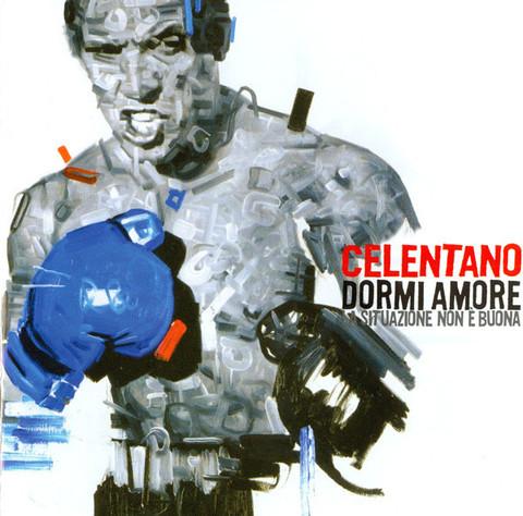 Adriano Celentano / Dormi Amore - La Situazione Non E Buona (CD)