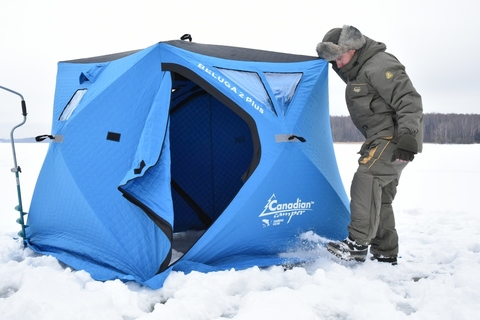 Палатка Canadian Camper BELUGA 3 PLUS
