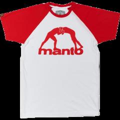 Футболка Manto Raglan Red