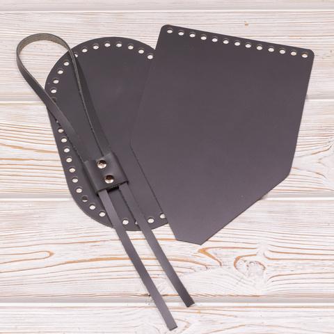 """Комплект для рюкзака """"Серый"""""""