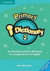 Primary i-Dictionary 2 Movers DVD-ROM (Single classroom)