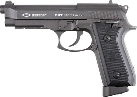 Пистолет пневматический Gletcher ТАR92 Blowback автомат, металл