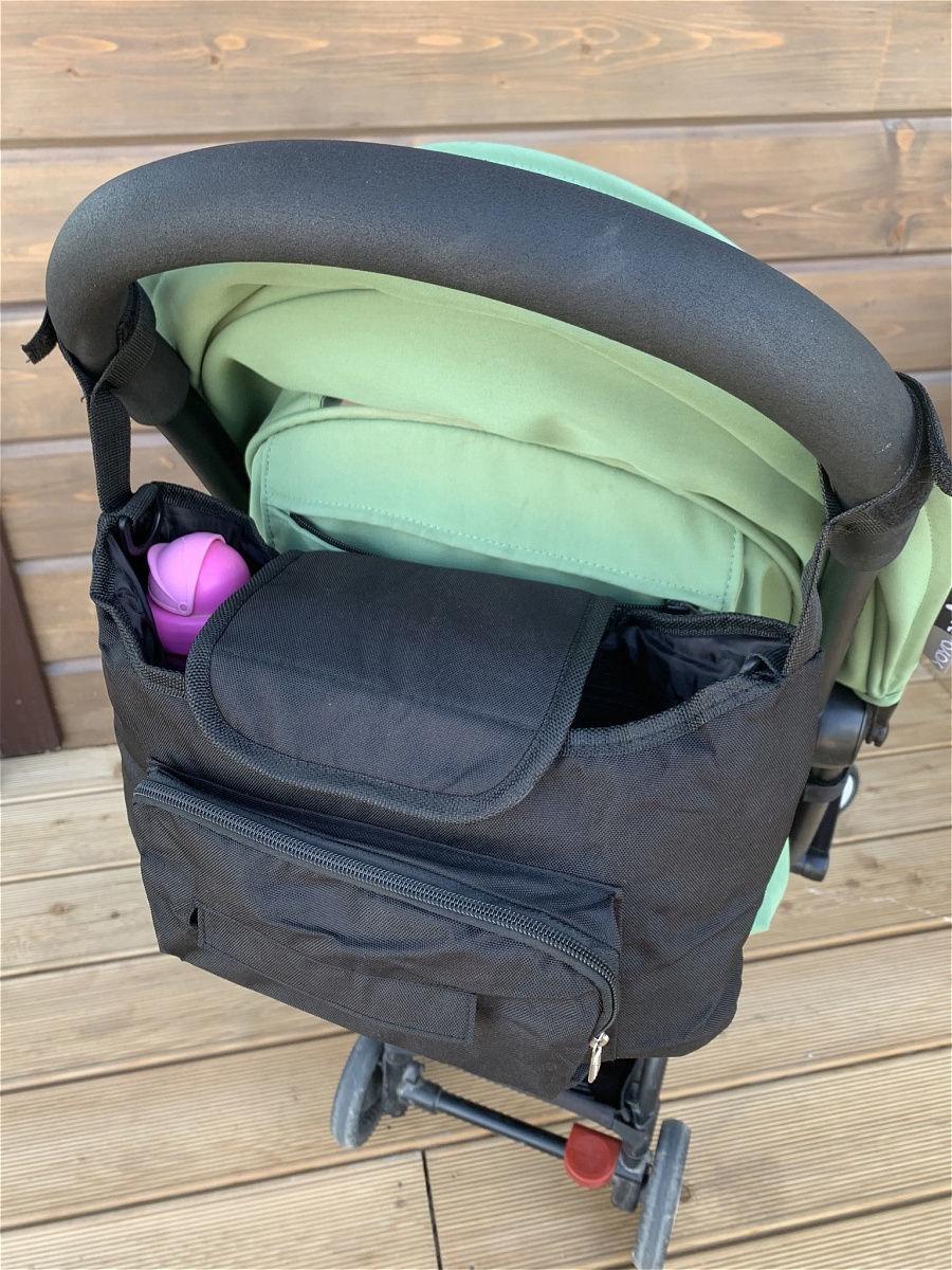 Chic mama bags Сумка для мамы на коляску