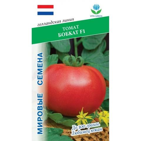 Семена Томат Бобкат F1 (Vita Green)