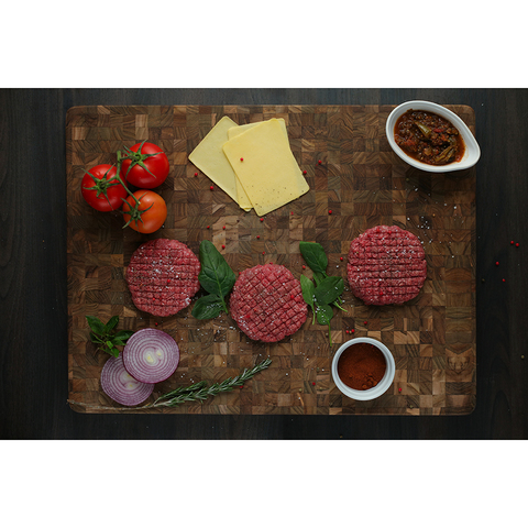 Доска разделочная торцевая Butcher Block 61х46 см