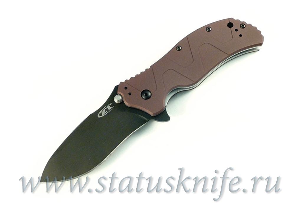 Нож Zero Tolerance 0350 ZT0350BRN