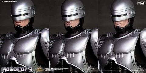 Robocop 3 - HD Masterpiece 1/4 Scale Robocop