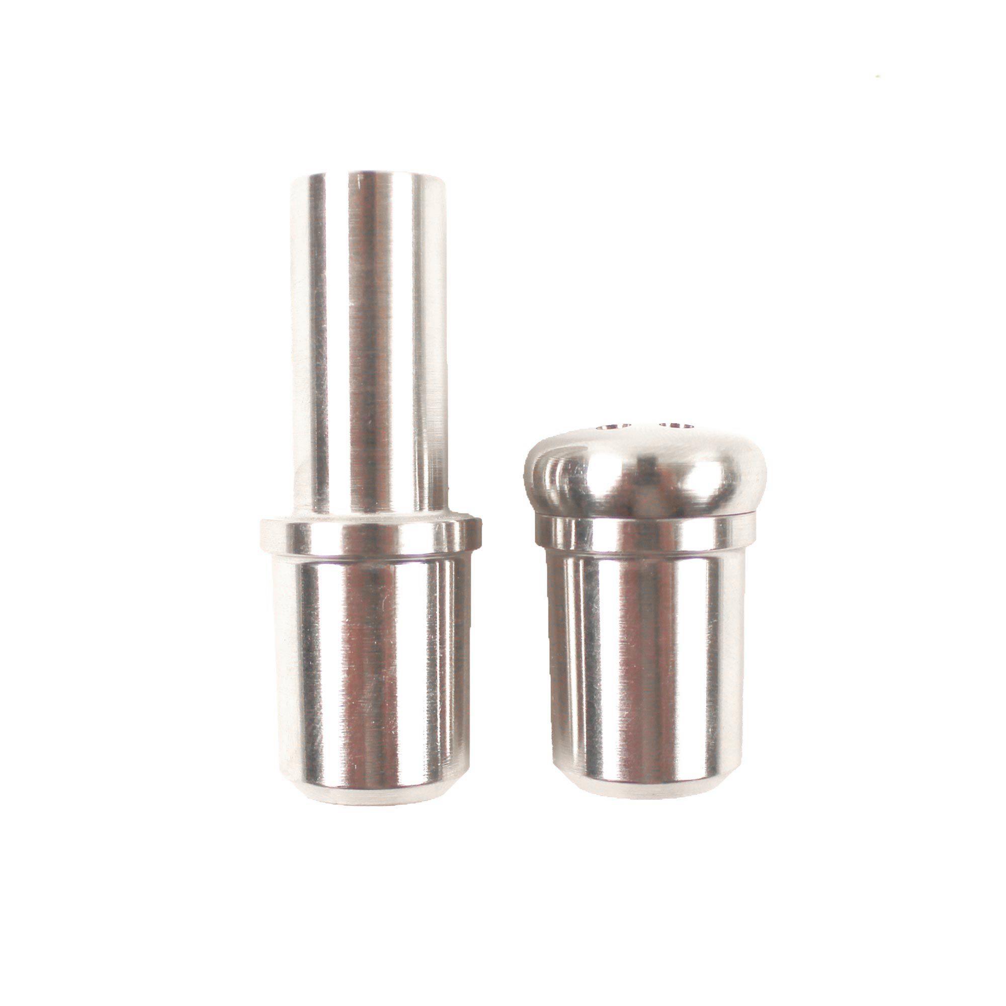 Коннектор для шланга и продувочный клапан Totem Elixir White