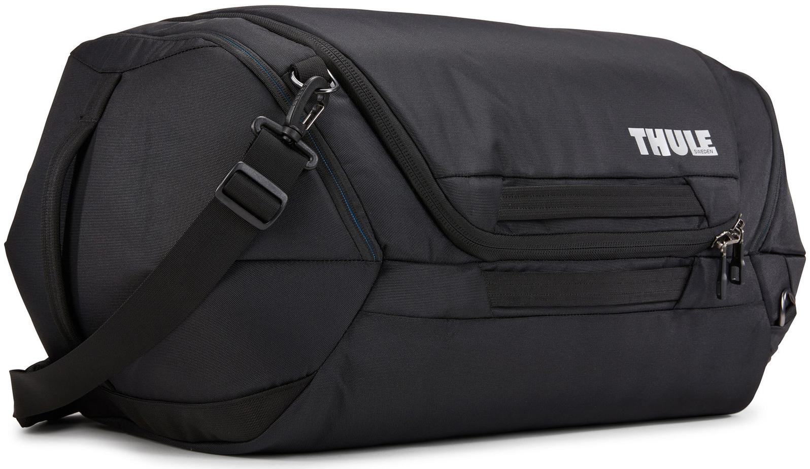Дорожные сумки для путешествий, спортивные сумки-баулы Thule Сумка-Баул Thule Subterra Weekender Duffel 60L 3204026.jpg