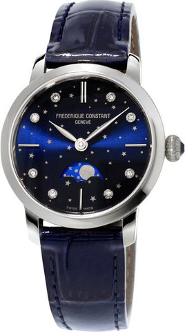 Часы женские Frederique Constant FC-206NSD1S6 Slimline Ladies