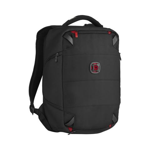 Рюкзак для фотокамеры чёрный (12л) WENGER TechPack 606488