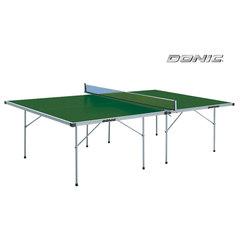 Стол теннисный DONIC Tornado-4 всепогодный зеленый